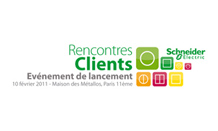 Rencontres Clients Schneider Electric